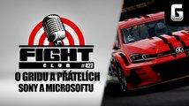 Fight Club #427 o spolupráci Sony s Microsoftem a nové závodní spáse