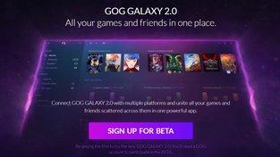 GOG sjednotí všechny vaše hry napříč obchody a platformami do jedné knihovny