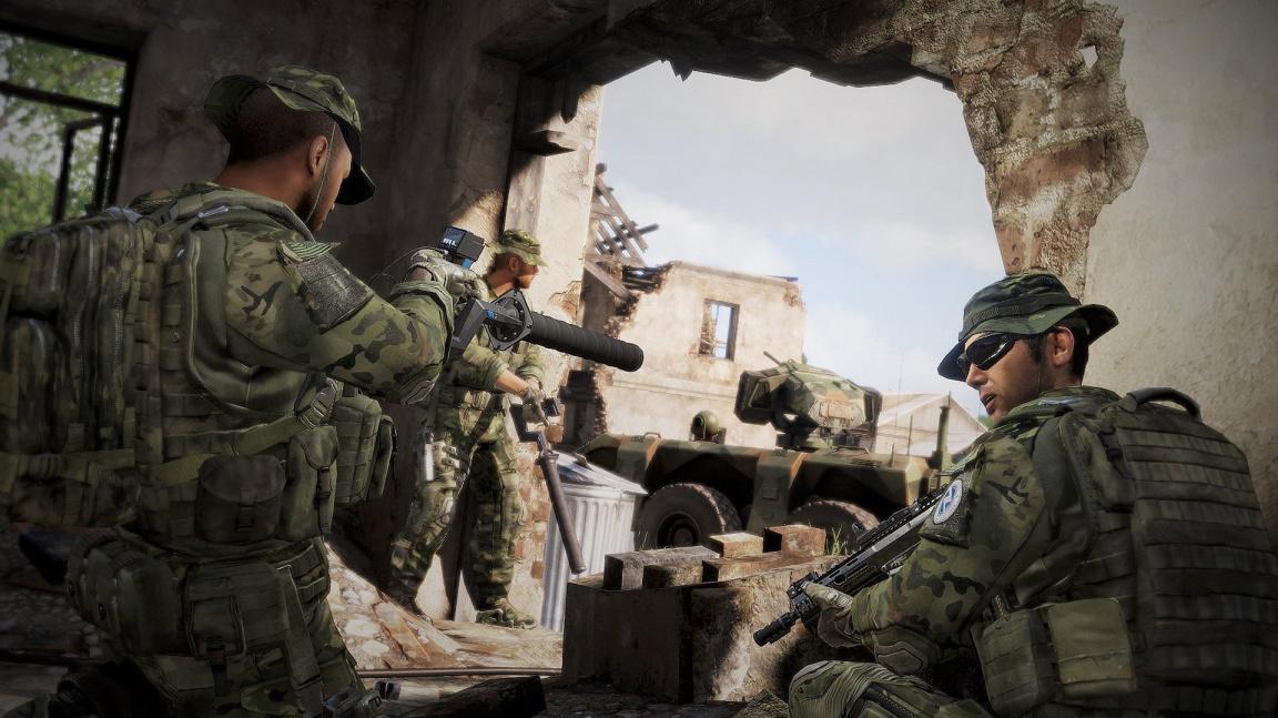 Bohemia Interactive zvažuje vstup na burzu
