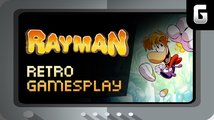 Retro GamesPlay - Rayman + Extra Round - Inca