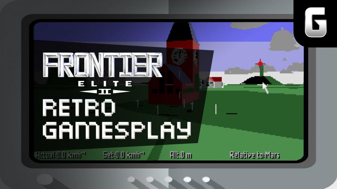 Retro GamesPlay - hrajeme vesmírný simulátor Frontier: Elite II