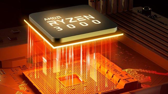 AMD vydává nová čtyřjádra s osmi vlákny a desky B550. Bude to bestseller levných herních PC?