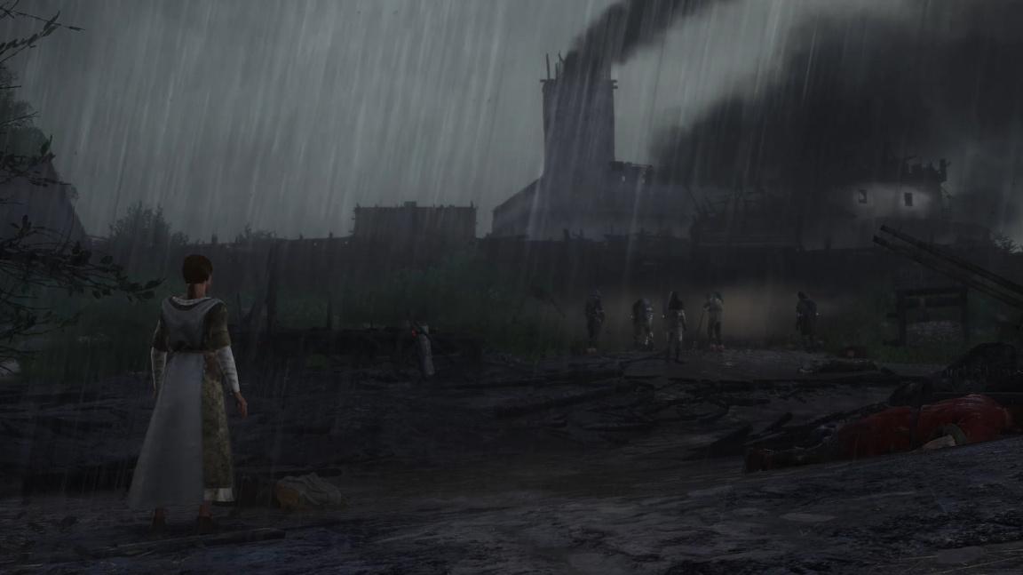 Konečně si můžete v Kingdom Come zahrát za Terezu v největším a posledním DLC A Woman's Lot