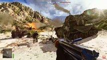 Battlefield V se přesouvá na Krétu s operací Mercury