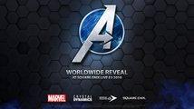 Square Enix potvrdil naše předpovědi, na E3 se skutečně ukáže hra Marvel's Avengers