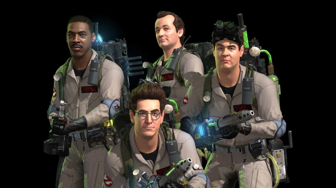 Krotitelé duchů se vrací v remasteru Ghostbusters: The Video Game