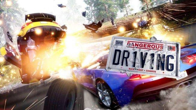 EE Dangerous Driving