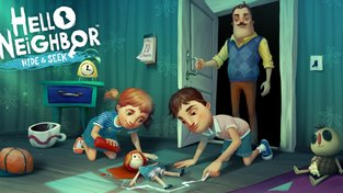 EE Hello Neighbor Hide And Seek