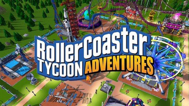 EE RollerCoaster Tycoon Adventures