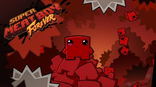 EE Super Meat Boy Forever