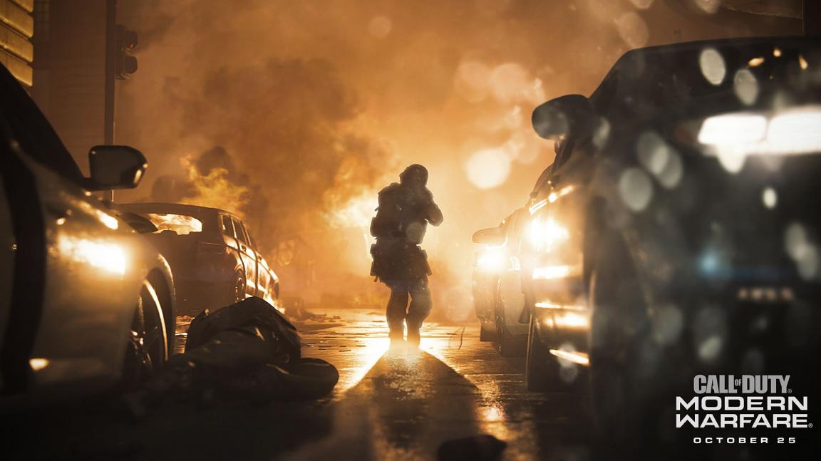 Jak hodnotí ve světě – Call of Duty: Modern Warfare