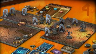 Gloomhaven - desková hra