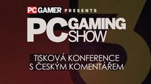 Sledujte záznam PC Gaming Show