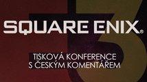 Sledujte záznam tiskové konference Square Enixu