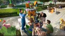 Minecraft Earth promění svět v obří stavebnici