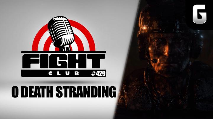 Sledujte Fight Club #429 o Death Stranding a barbaru Conanovi