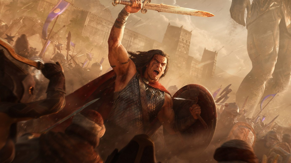 Conan Unconquered – recenze