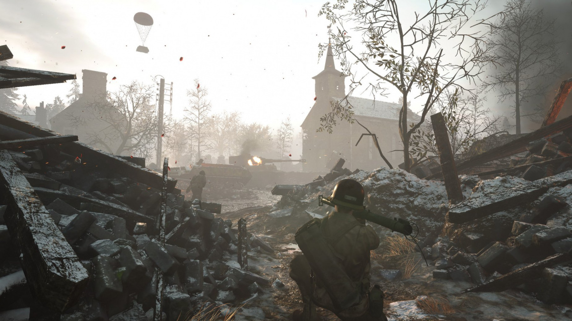 Právě započala druhá světová válka v hardcore střílečce Hell Let Loose