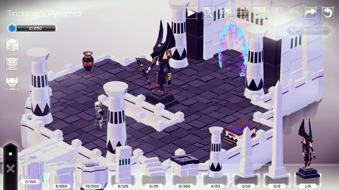 Za dva týdny se otevřou hráčské dungeony v českém akčním RPG Monolisk
