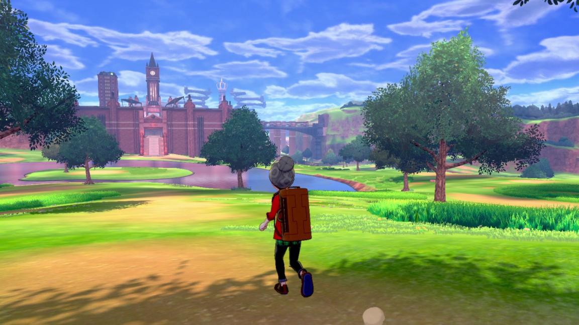 Pokémon Sword očima laika aneb jak jsem se zase jednou vydal na procházku z komfortní zóny