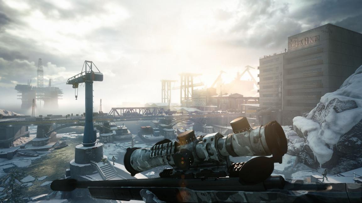 Uzavřenější Sniper Ghost Warrior Contracts vás vezme na ledovou Sibiř