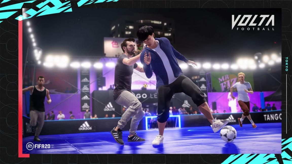 FIFA Street se vrací do FIFA 20, čekejte i nové penalty a přímáky