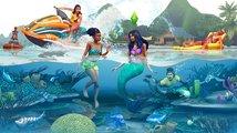 Sims 4 zamíří na tropické ostrovy a udělají z vás mořskou pannu