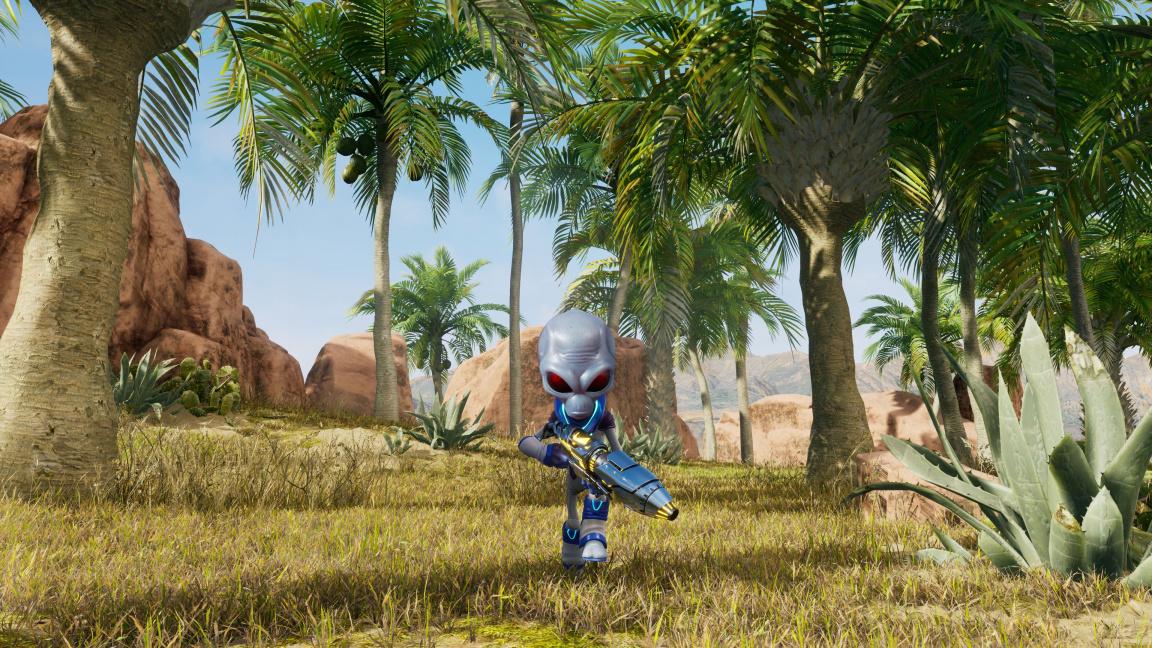 Ups. Sony předčasně vyzradilo remake Destroy All Humans! 2