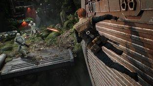 Star Wars Jedi: Fallen Order má prvky metroidvanie a Soulsů, ukazuje delší demo