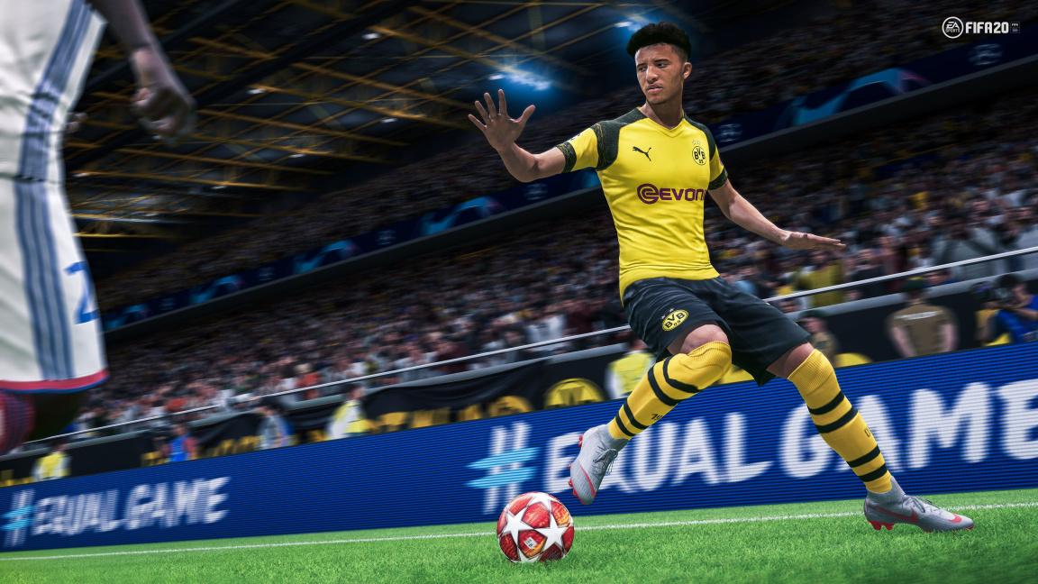 FIFA 20 ukázala první, nepříliš vzrušující záběry z hraní