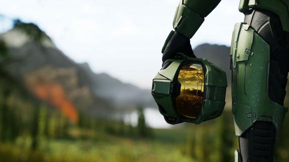 Internetem kolují zvěsti o battle royale pro Halo Infinite. Radši jim nevěřte
