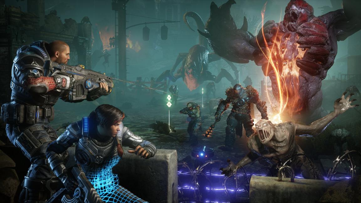 Gears 5 má za sebou první esportový turnaj, který odhalil chaotický multiplayer