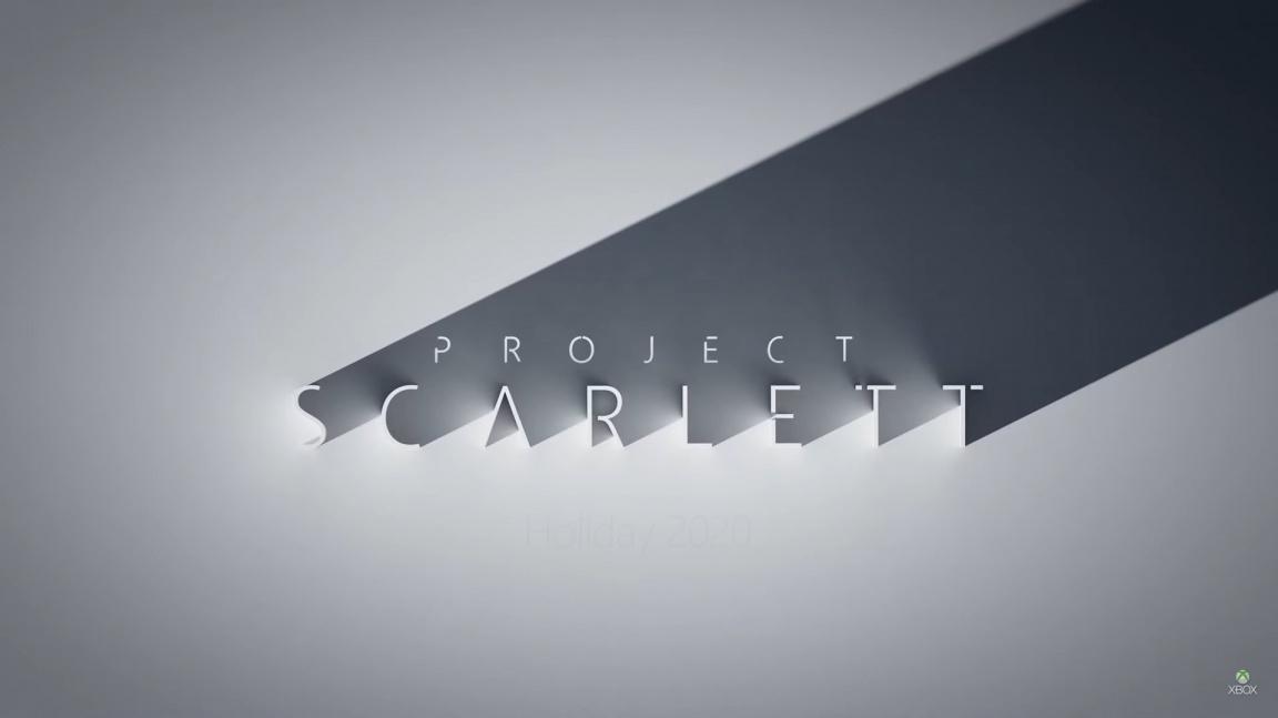 Microsoft představil konzoli nové generace Project Scarlett a promluvil o streamingu