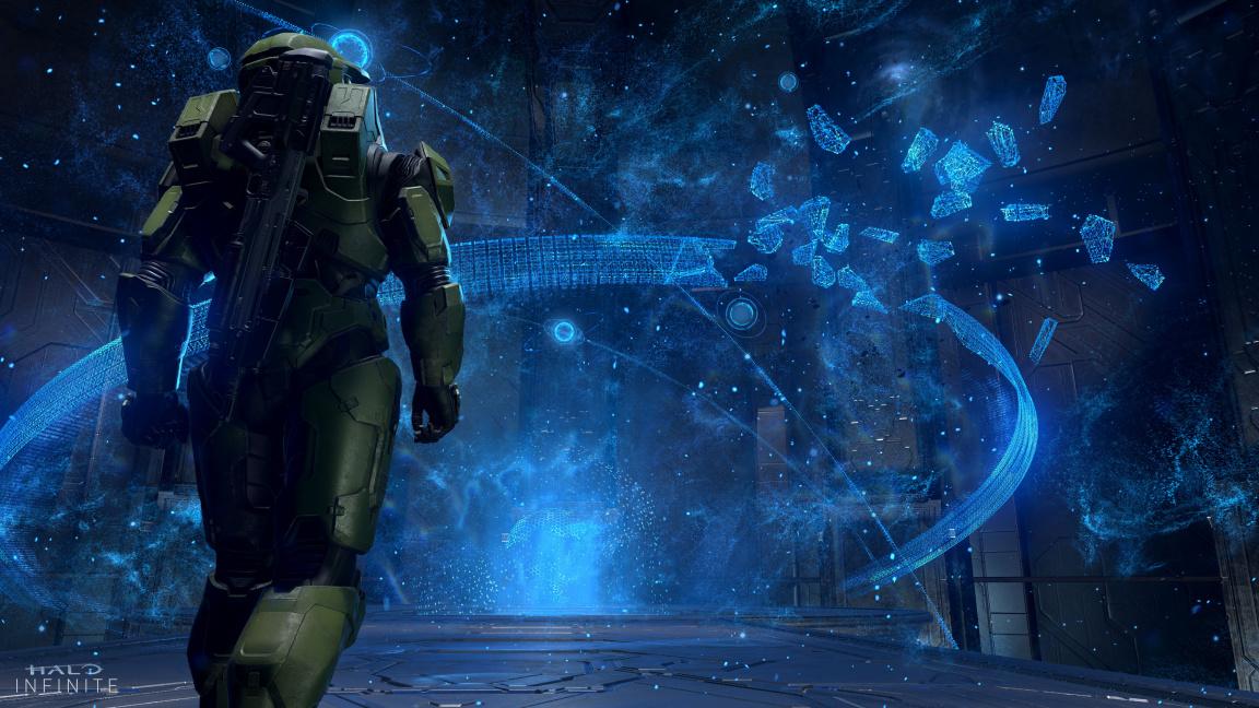 Halo Infinite je první oznámenou hrou nové generace konzolí