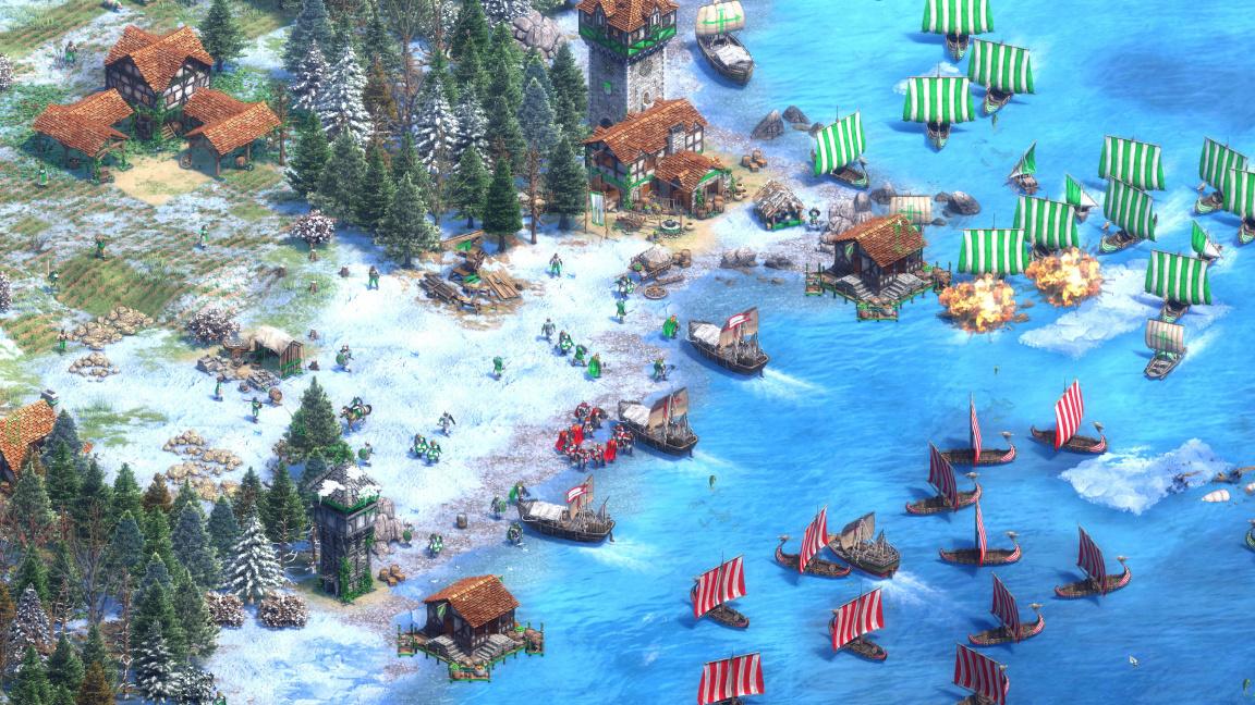 Právě vyšlo Age of Empires II: Definitive Edition, večer se představí Age of Empires IV