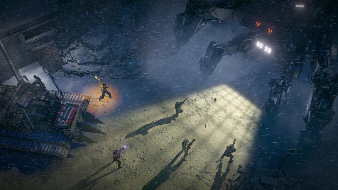 Wasteland 3 se připomíná novým, opět značně mrazivým trailerem