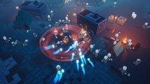 Studio Mojang vyvíjí diablovku Minecraft Dungeons