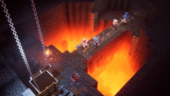 Minecraft Dungeons – recenze