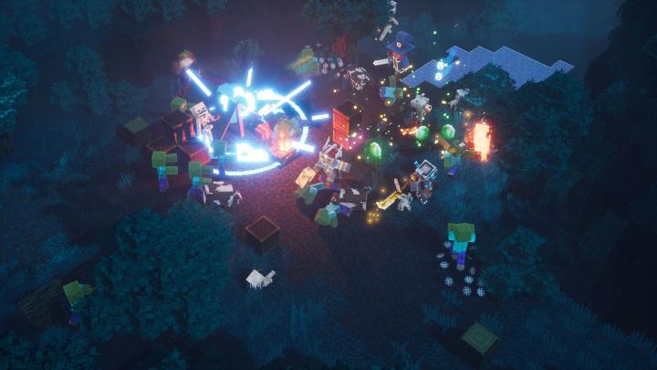Dnes vychází Minecraft Dungeons, podívejte se na launch trailer