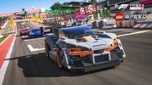Forza Horizon 4 se spojila s Legem v nepravděpodobném, ale zajímavém crossoveru