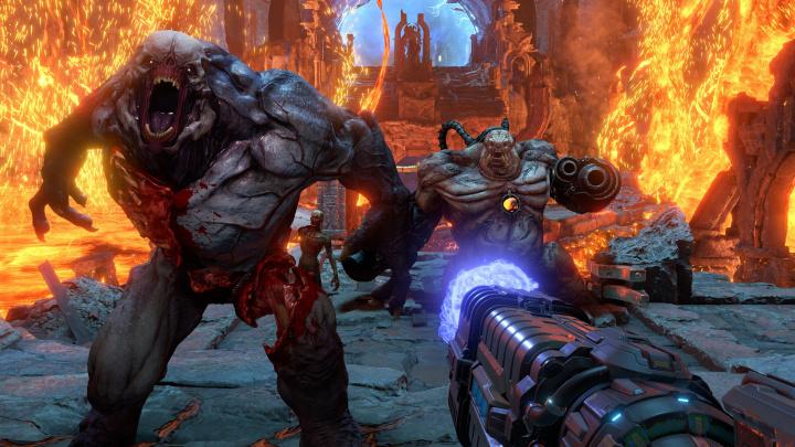 Doom Eternal je brutálnější, rychlejší a… skákačka?