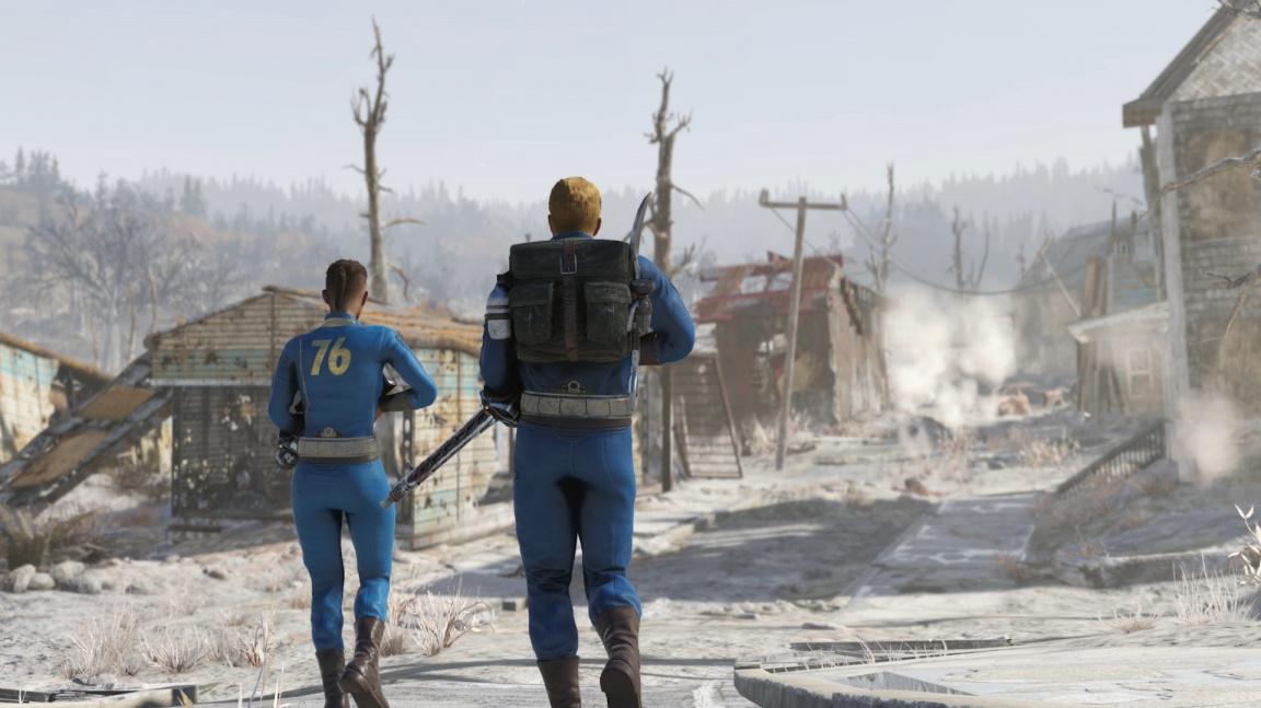 Tvůrci Westworldu chystají seriál podle Falloutu