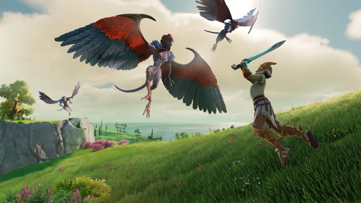 Ubisoft představil nové fantasy RPG ze starověkého Řecka Gods & Monsters