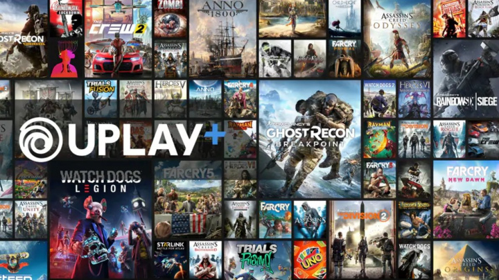 Uplay+ je předplatné knihovny se stovkou her od Ubisoftu
