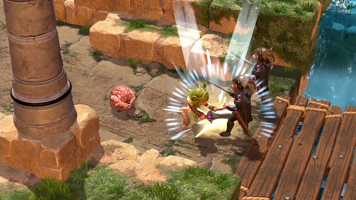 Gelflingové, do útoku! Tahové RPG The Dark Crystal věrně napodobí postavy seriálové předlohy