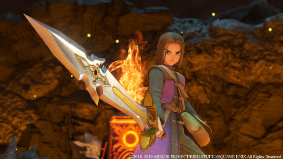 Dragon Quest XI: Echoes of an Elusive Age – recenze definitivní edice