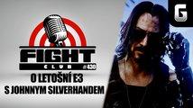 Sledujte Fight Club #430 jen a pouze o E3