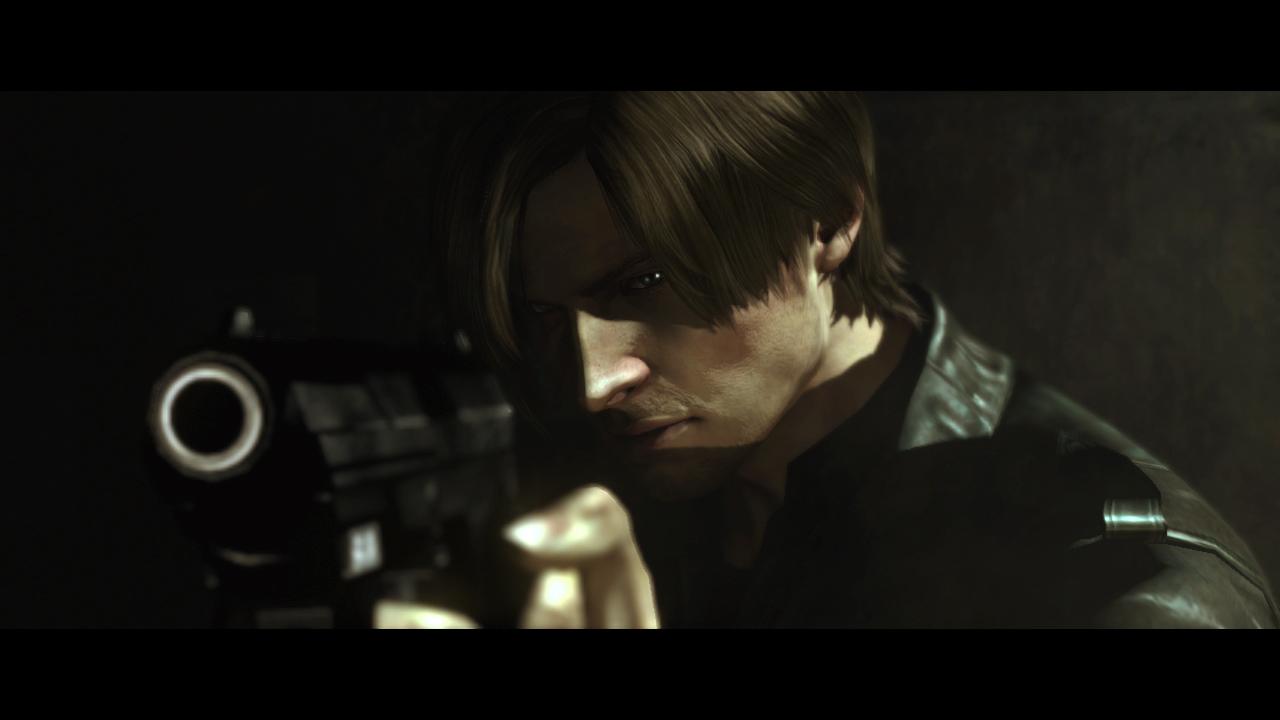 Resident Evil 6 Switch