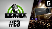 Hardware Club #34: Xbox Scarlett, 16jádro AMD a nové grafické karty (#E3 2019)