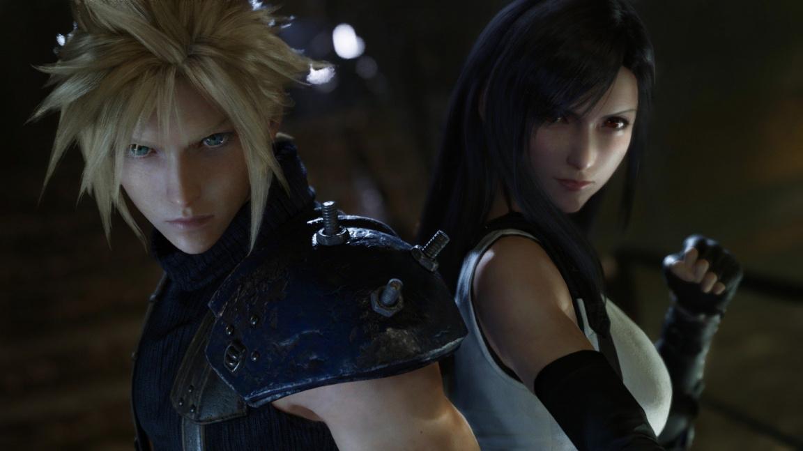 Chcete chaos? Pusťte si trailer remaku Final Fantasy VII